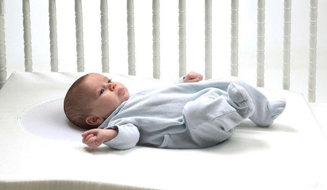 Otrok v posteljici