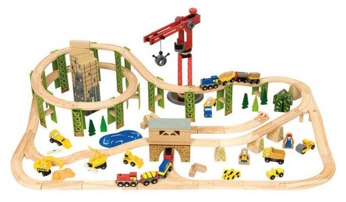 Velika železniška proga