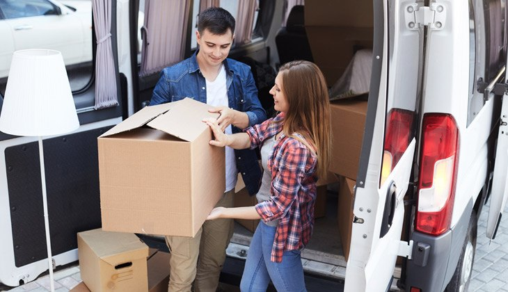 Kako si olajšati selitev