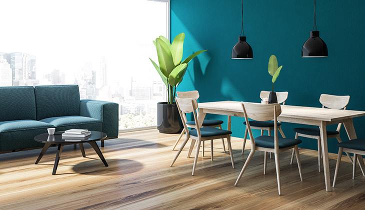 Sodobni kuhinjski stoli