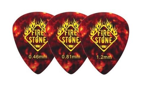 Drsalice Gewa Fire&Stone Mix Celluiod
