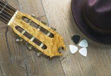 Trzalice za kitaro